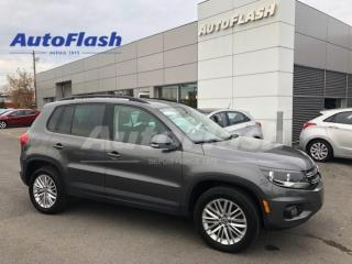 Used 2015 Volkswagen Tiguan Special-Edition 4Motion *Bluetooth *Toit-Pano-Roof for sale in St-Hubert, QC