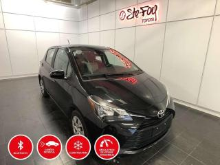 Used 2019 Toyota Yaris HATCHBACK - LE - SIEGES CHAUFFANTS - CAMERA RECUL for sale in Québec, QC