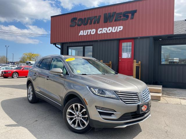 2016 Lincoln MKC AWD|NAV|PanoRoof|Htd Lthr Seats|Backup|PwrLiftgate