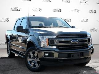 Used 2018 Ford F-150 XLT 2.7L V6 ECOBOOST | TOW PACKAGE | SPORT APPEARANCE PACKAGE for sale in Oakville, ON