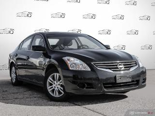 Used 2010 Nissan Altima 2.5 S for sale in Oakville, ON