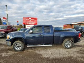 Used 2010 GMC Sierra 1500 SL NEVADA EDITION for sale in London, ON