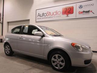Used 2008 Hyundai Accent Hayon 3 portes Automatique for sale in Mirabel, QC