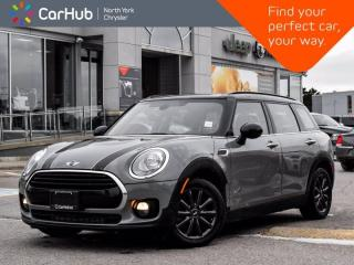 Used 2018 MINI Cooper Clubman Cooper ALL4 Panoramic Roof Navigation Backup Camera for sale in Thornhill, ON