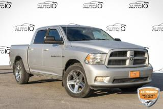Used 2011 Dodge Ram 1500 SLT SPORT MODEL!!! FRESH TRADE-IN, SOLD AS TRADED, YOU CERTIFY, YOU SAVE!!! for sale in Barrie, ON