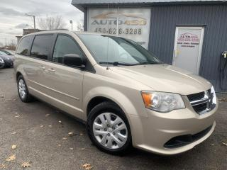 Used 2014 Dodge Grand Caravan ***SXT,STOW&GO,7PLACES,XTRA CLEAN*** for sale in Longueuil, QC