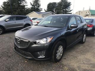 Used 2015 Mazda CX-5 GX 4 portes à traction intégrale, boîte for sale in Victoriaville, QC