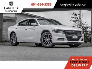 Used 2019 Dodge Charger SXT  Locally Driven/ Accident Free/ Backup Camera for sale in Surrey, BC