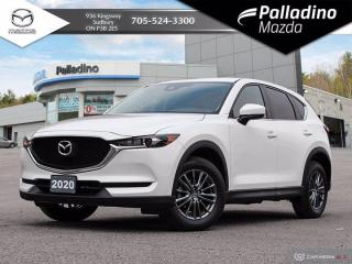 Used 2020 Mazda CX-5 GX for sale in Sudbury, ON