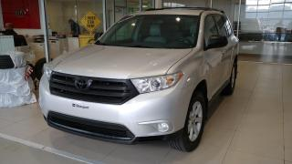 Used 2013 Toyota Highlander AWD, 4 portes for sale in Beauport, QC