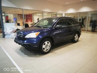Used 2007 Honda CR-V 4 RM 5 portes LX AWD for sale in Beauport, QC