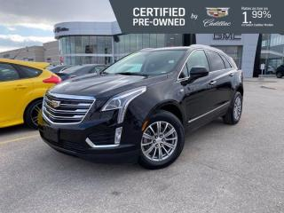 Used 2017 Cadillac XT5 Luxury AWD | Front & Rear Heated Seats | Tri-Zone for sale in Winnipeg, MB