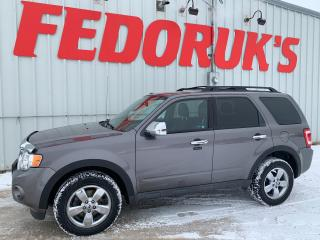 Used 2010 Ford Escape XLT for sale in Headingley, MB