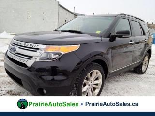 Used 2013 Ford Explorer XLT for sale in Moose Jaw, SK
