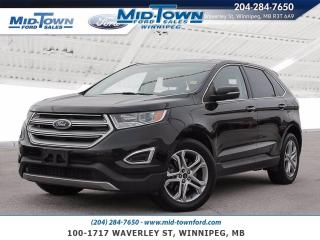Used 2016 Ford Edge AWD for sale in Winnipeg, MB