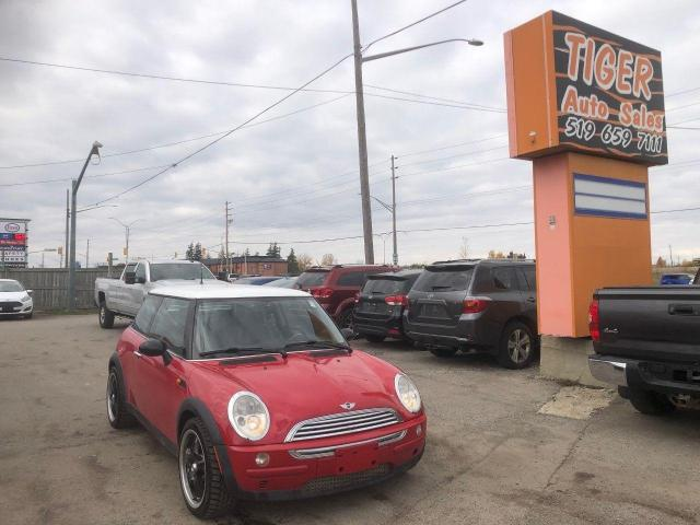 2004 MINI Cooper Classic**DRIVES GREAT**ONLY 188KMS**AS IS SPECIAL