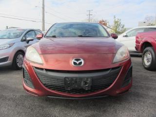 Used 2010 Mazda MAZDA3 GX for sale in Hamilton, ON
