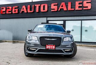 Used 2019 Chrysler 300 300S|AWD|ACCIDENT FREE|LEATHER|SUNROOF for sale in Brampton, ON