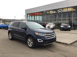 Used 2017 Ford Edge SEL, AWD, LEATHER, NAVIGATION for sale in Edmonton, AB