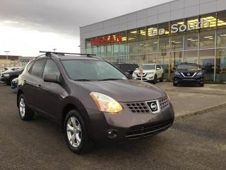 Used 2008 Nissan Rogue SL, 4WD, LEATHER for sale in Edmonton, AB