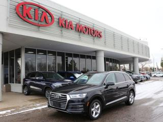 Used 2018 Audi Q7 Komfort for sale in Edmonton, AB