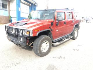 Used 2003 Hummer H2 AWD noaccident 1owner low kms 6passenger certified for sale in Toronto, ON