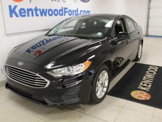 Used 2020 Ford Fusion SE | FWD | NAV | Adaptive Cruise | one Owner | Low KM for sale in Edmonton, AB