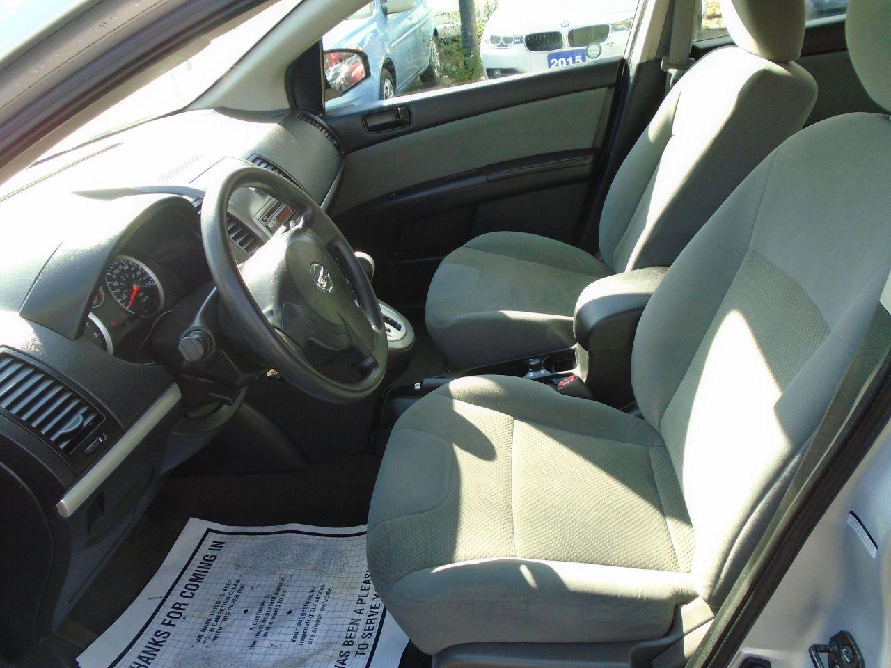 2011 Nissan Sentra