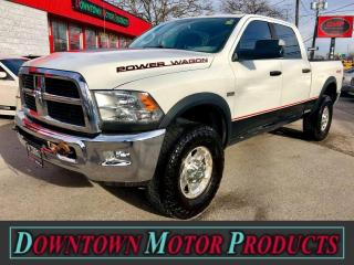 Used 2012 RAM 2500 4WD Power Wagon Crew Cab for sale in London, ON