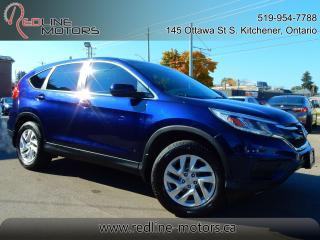 Used 2015 Honda CR-V SE AWD.ReverseCam.PushStart.Bluetooth.HeatedSeats for sale in Kitchener, ON