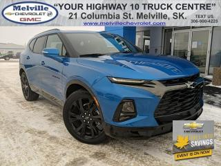 New 2021 Chevrolet Blazer RS for sale in Melville, SK