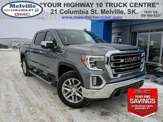 New 2021 GMC Sierra 1500 SLT for sale in Melville, SK
