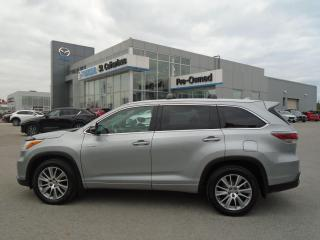 Used 2015 Toyota Highlander Hybrid XLE for sale in St Catharines, ON