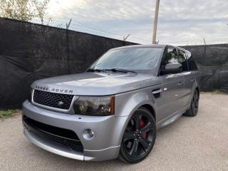 Used 2011 Land Rover Range Rover Sport AUTOBIOGRAPHY-SUPERCHARGED-NAVI-CAMERA for sale in Toronto, ON