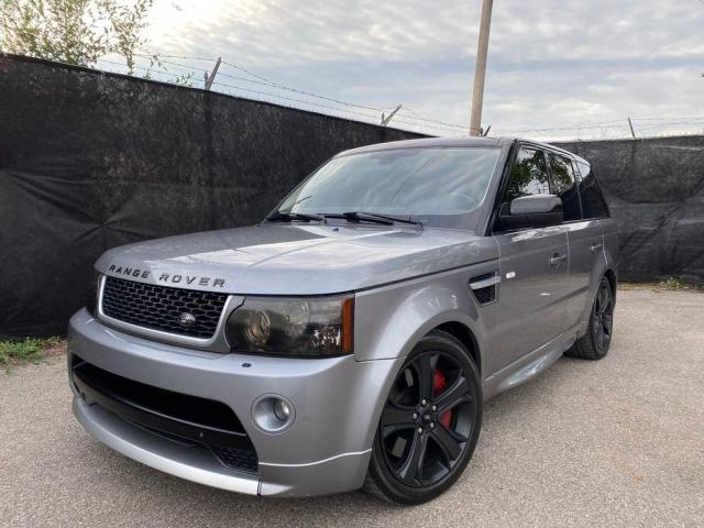 2011 Land Rover Range Rover Sport AUTOBIOGRAPHY-SUPERCHARGED-NAVI-CAMERA