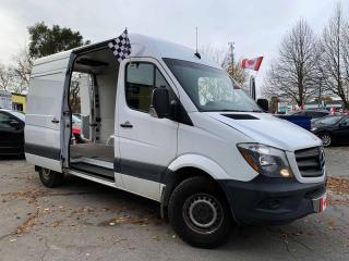 Used 2014 Mercedes-Benz Sprinter HIGHROOF 2500 for sale in Guelph, ON