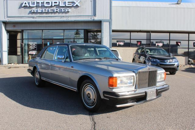 1989 Rolls Royce Silver Spur -