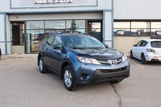 Used 2014 Toyota RAV4 LE for sale in Calgary, AB