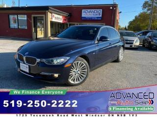 Used 2013 BMW 3 Series 328i xDrive for sale in Windsor, ON