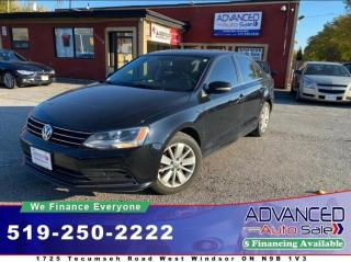 Used 2016 Volkswagen Jetta TRENDLINE+ for sale in Windsor, ON