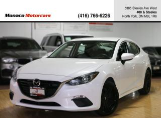 Used 2016 Mazda MAZDA3 GX AUTO - NAVIGATION|BACKUP CAMERA|PUSH START for sale in North York, ON