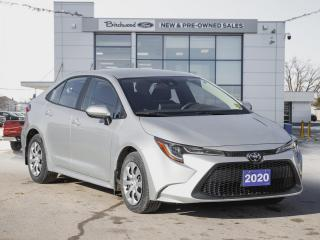 Used 2020 Toyota Corolla LE *SPECIAL FLEET LIQUIDATION * for sale in Winnipeg, MB