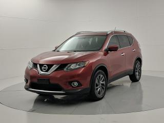 Used 2016 Nissan Rogue SL Bose, Navigation,360 Camera's, No Accidents for sale in Winnipeg, MB