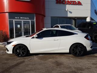 Used 2020 Honda Civic Sport No Accidents - One Owner for sale in Winnipeg, MB