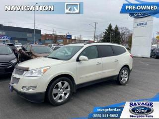 Used 2011 Chevrolet Traverse LTZ  - Power Liftgate - $172 B/W for sale in Sturgeon Falls, ON