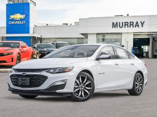 New 2021 Chevrolet Malibu RS for sale in Winnipeg, MB