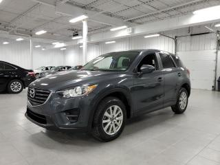 Used 2016 Mazda CX-5 GX - JAMAIS ACCIDENTE + FINANCEMENT FACILE !!! for sale in Saint-Eustache, QC