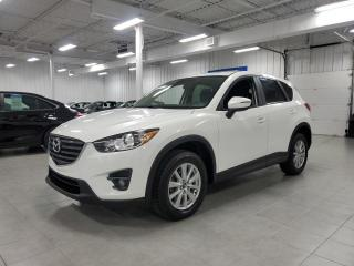 Used 2016 Mazda CX-5 GS - TOIT OUVRANT + CAMERA DE RECUL + JANTES !!! for sale in Saint-Eustache, QC