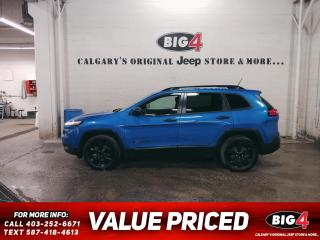 Used 2017 Jeep Cherokee Sport for sale in Calgary, AB
