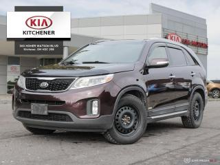 Used 2015 Kia Sorento 3.3L EX V6 AWD at for sale in Kitchener, ON
